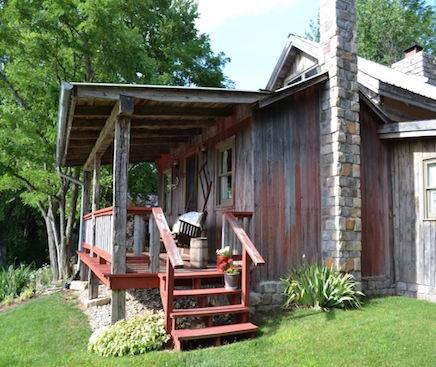 Francines Log Cabin Log Cabin Rental In South Eastern Indiana